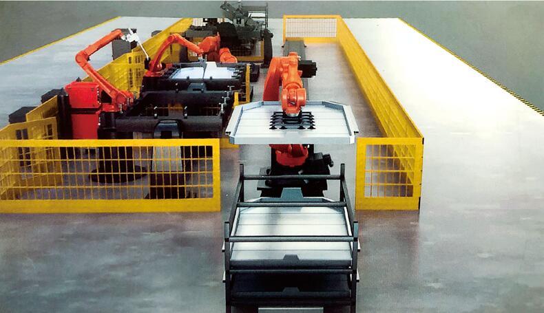 新能源汽车底盘自动化